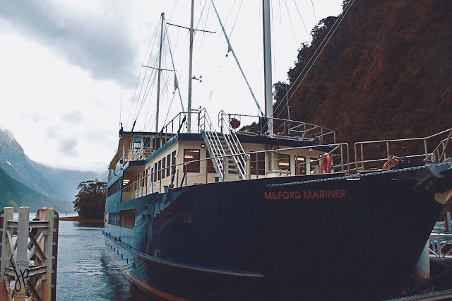 boat on wharf