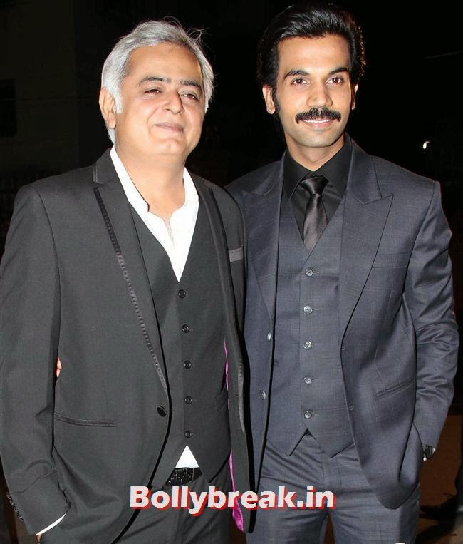 Rajkumar Rao, Filmfare Awards 2014 Red carpet Images
