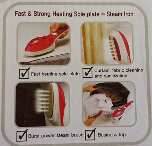 Cara guna seterika Iron Steam Q produk Astro Go Shop, gambar, harga seterika Iron Steam Q, seterika pintar, seterika wap, panduan dan tips menggunakan seterika Iron Steam Q, how to use Iron Steam Q