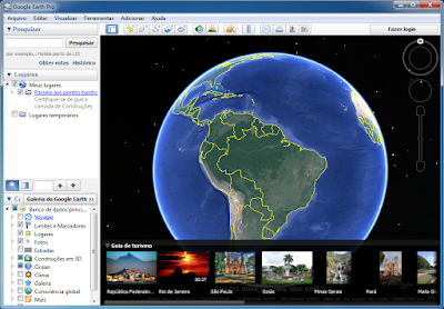 GOOGLE EARTH PRO 7 + SERIAL PORTABLE
