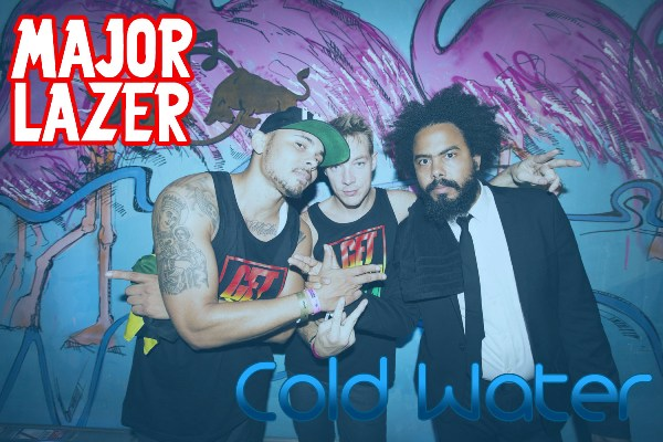 Terjemahan Lirik lagu Cold Water Major Lazer