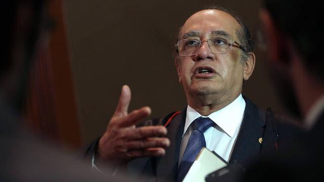 O ministro do Supremo Tribunal Federal Gilmar Mendes negou, nesta sexta-feira, 22, pedido de habeas corpus da defesa de Joesley Batista e Wesley Batista.