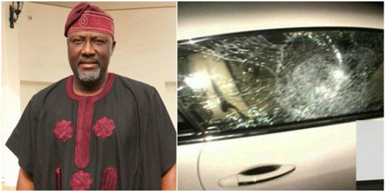 Image result for Dino Melaye in his shooting pic