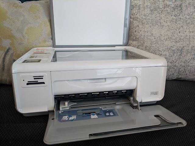 Impresora HP con error de cola de impresión