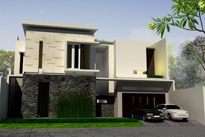Modern style house 06