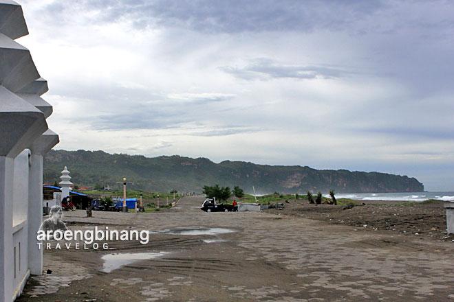 pantai parangkusumo bantul yogyakarta