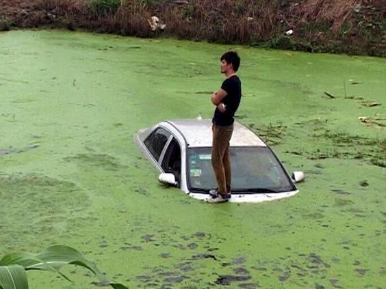 فقدان السيطرة على السيارة