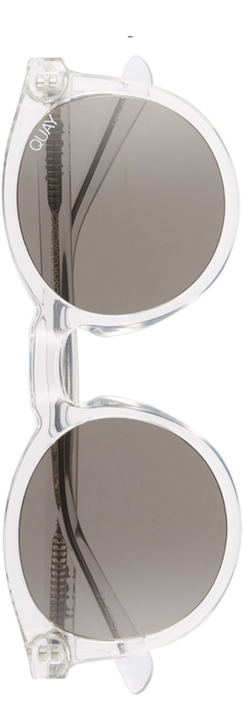 Quay Australia Kosha 49mm Round Sunglasses