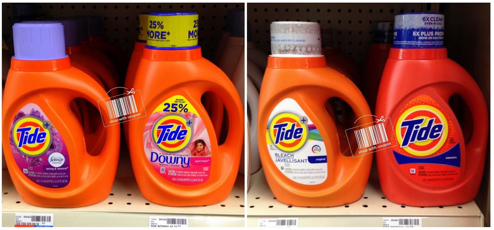 Tide Liquid Laundry Detergent 37 50 Oz