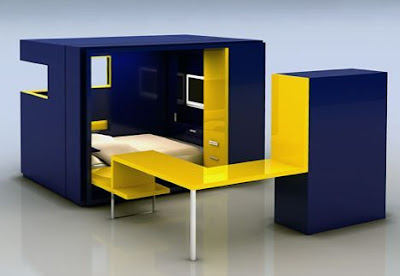 Transforming and modular furniture