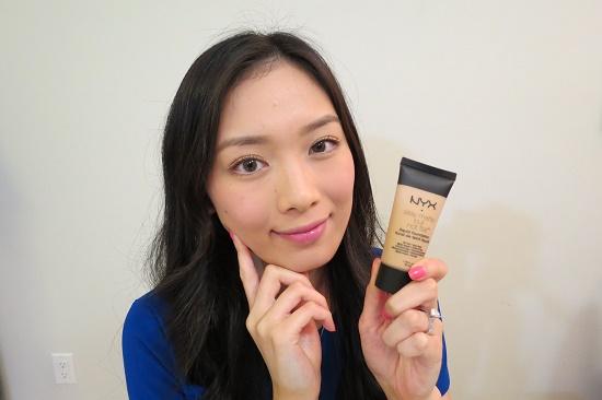 foundation NYX untuk kulit berminyak