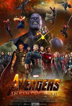 Los Vengadores: La Guerra del Infinito – Parte 1 en Español Latino