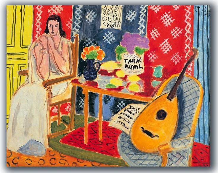 Matisse - Tabac Royal