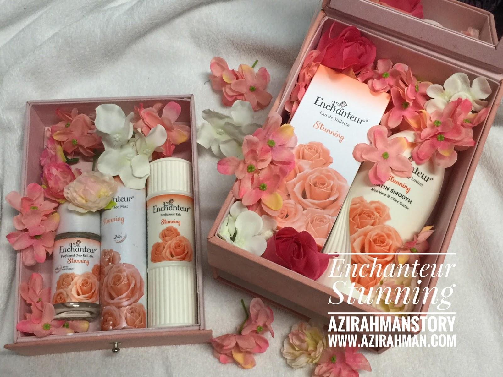 enchanteur malaysia, wangian enchanteur, harga produk, enchanteur stunning