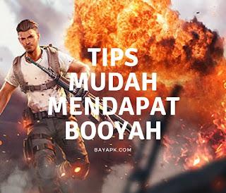 Cara cepat dapat booyah di free fire indonesia