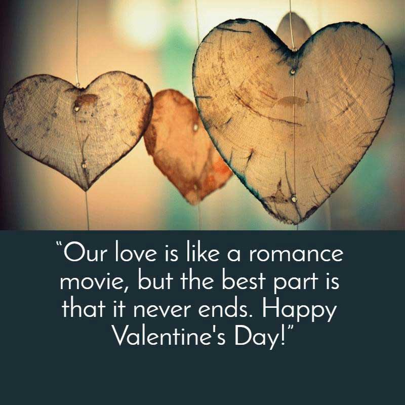 100 Happy valentine messages for boyfriend/girlfriend