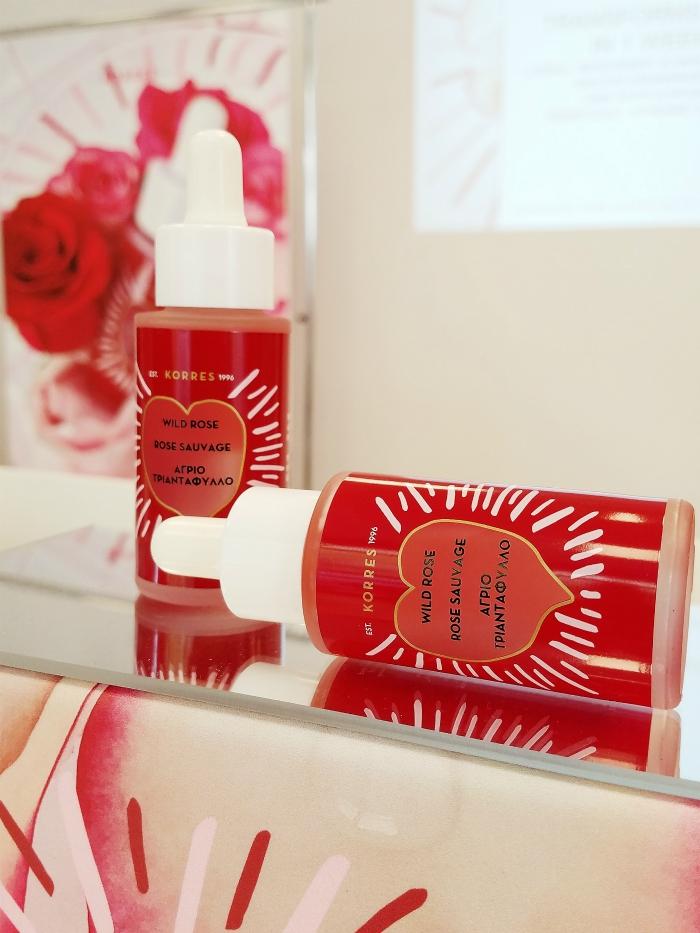 KORRES Wild Rose Deutschland Re-Launch mit neuen Produkten - 15% Super Vitamin C 2-Phasen Booster Serum