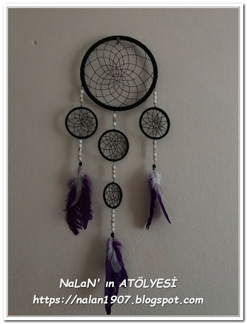 Diy /// Dreamcatcher - Düş Kapanı