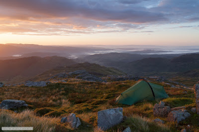 Wild Camping Lake District