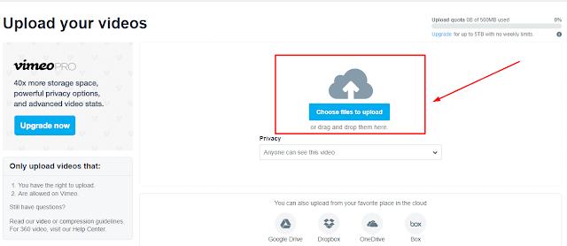 bdb6c43451 #4. Videó optimalizálása: mialatt töltődik a videó, beállíthatja a: