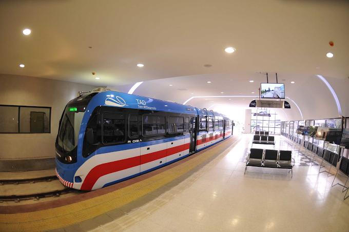Quedó inaugurada la primera etapa del Tren al Desarrollo