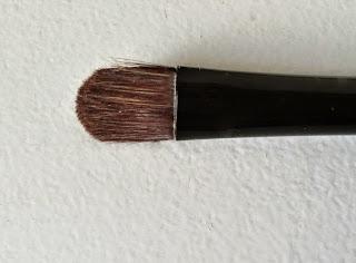 Mes pinceaux Hema concealer brush