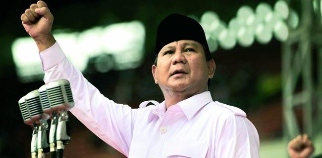 Diminta Pengamat Tidak Nyapres Lagi, Ini Jawaban Telak Prabowo