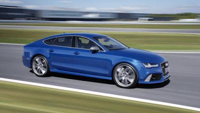 Audi RS7 Performance HD wallpaper