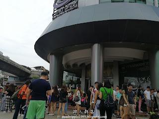 《曼谷》-丹嫩莎朵水上市場,美功鐵道市場,安帕瓦水上市場一日遊