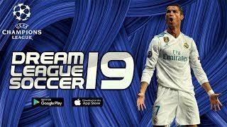 DLS 2019 MOD UEFA CHAMPIONS LEAGUE