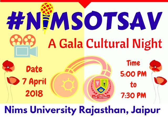 Nimsotsav 2018 : A Gala Cultural Night