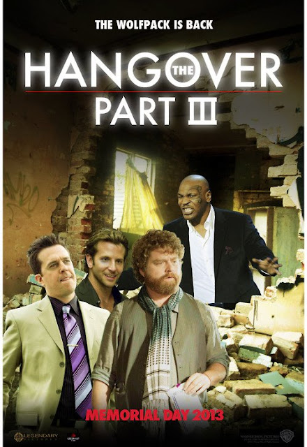The Hangover Part III 2013 DVDRip 400mb
