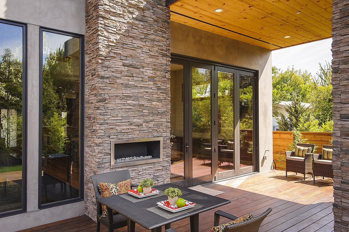 3000 sqft modern prefab home california tobylongdesign for Case cu terase