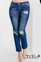 Jeans Dark Metal