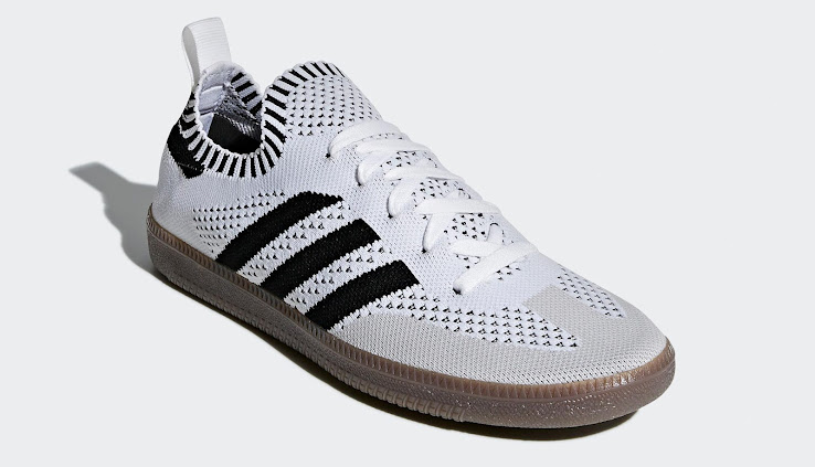 more photos cb3fa 9ac2e  All-New  Knitted Adidas Samba Primeknit Boots Released - Footy Headlines