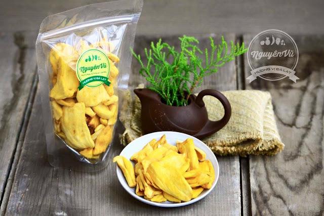 Địa chỉ bán hoa quả sấy Nguyên Vũ tại Hà Nội