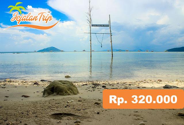 Paket termurah ke pulau lemukutan mulai harga 190 rb an