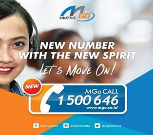 mGO Shuttle Call Center