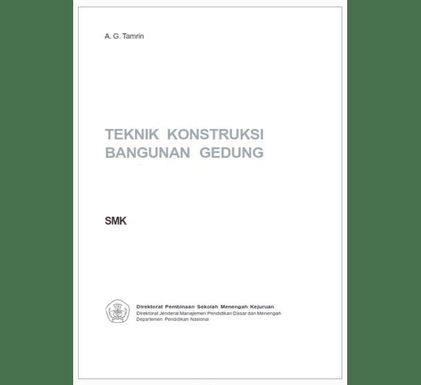 Buku SMK Teknik Konstruksi Bangunan Gedung