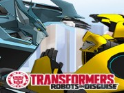 Transformers Robots In Disguise Faction Faceoff
