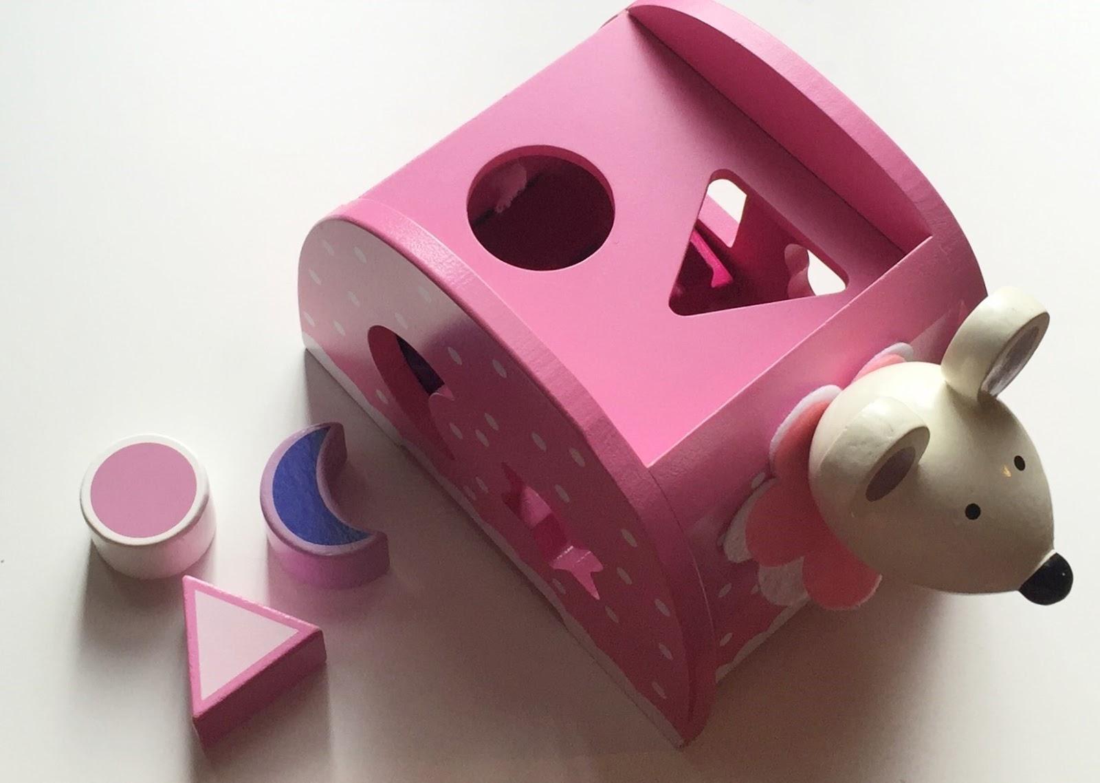 Asda play and learn shape sorter