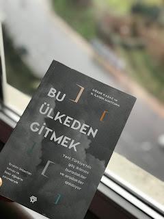 Bu Ulkeden Gitmek (Kitap)