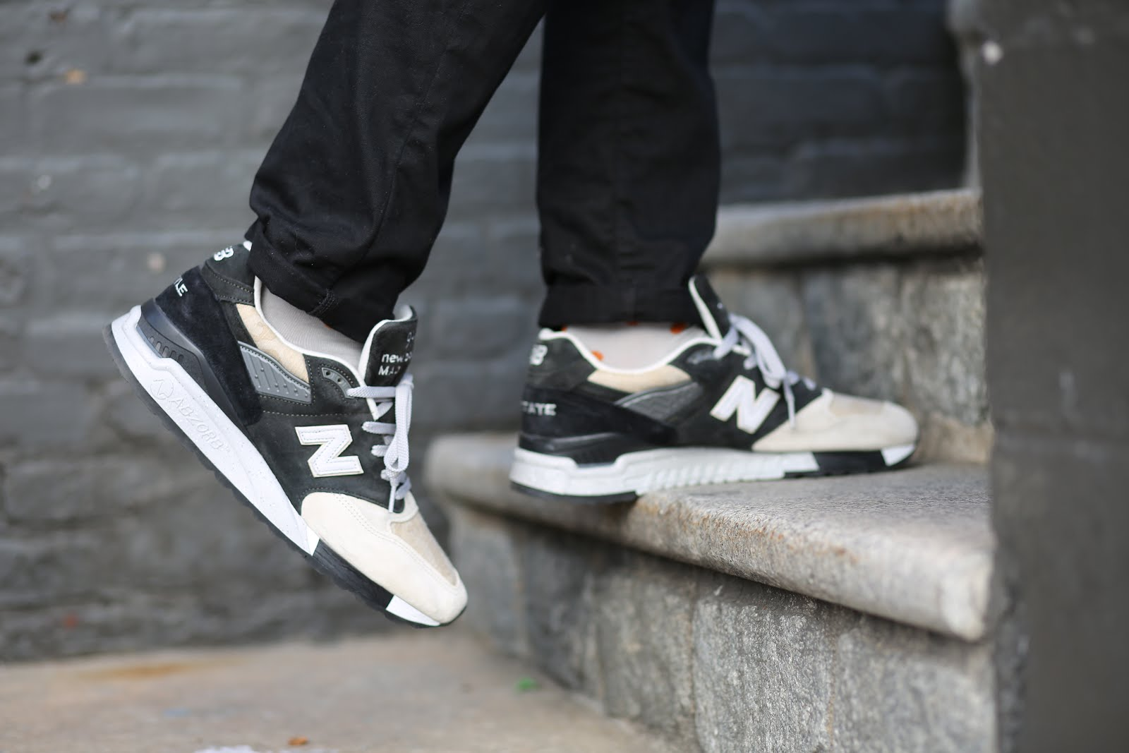Levitate Style, Menswear Blogger, New Balance sneakers