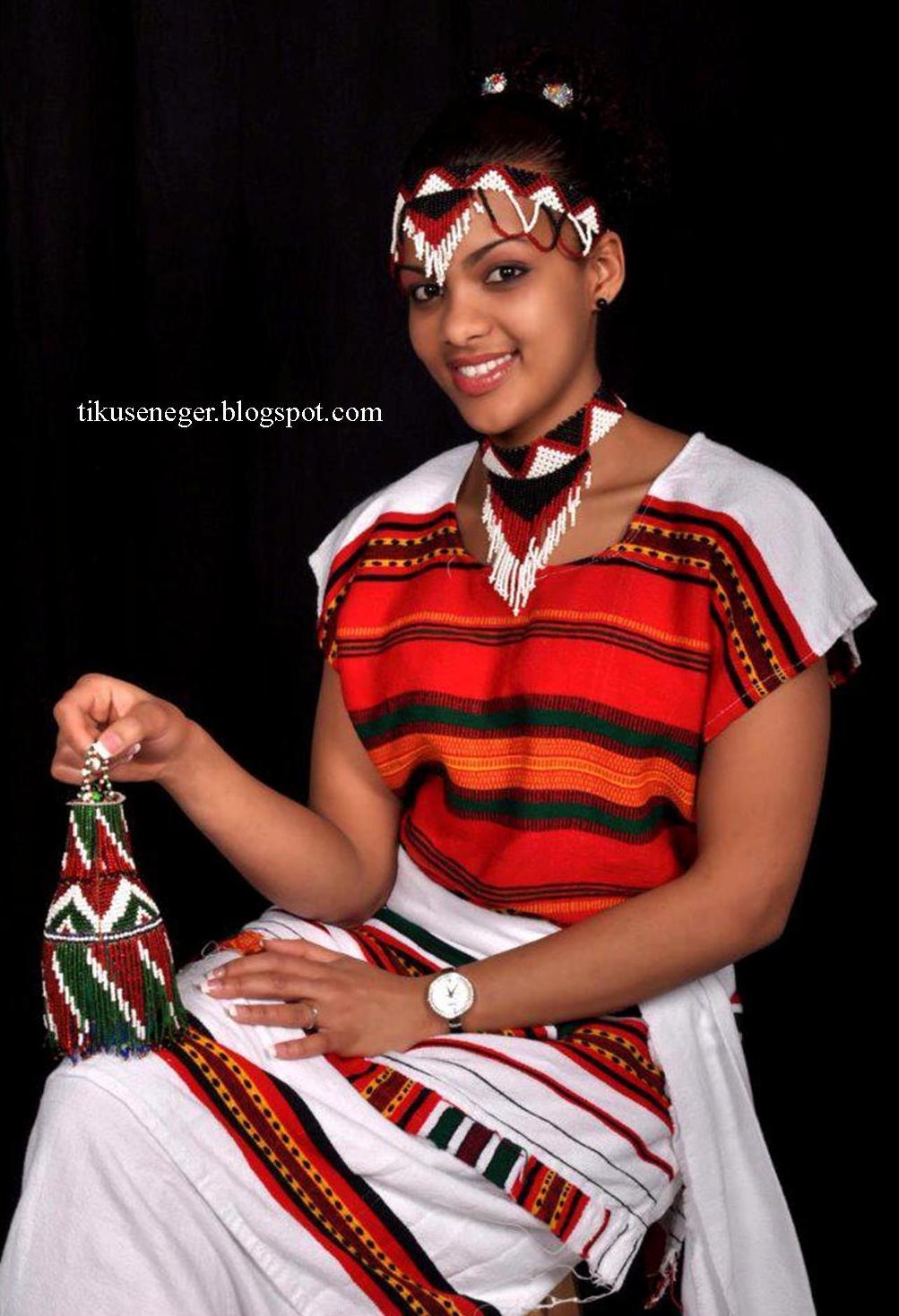 Ethiopian Traditional cotton made clothing. | Ethiopian ...  |Ethiopian Fashion Clothes