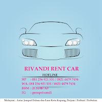 Sewa Mobil Kupang Rivandi Rent Car
