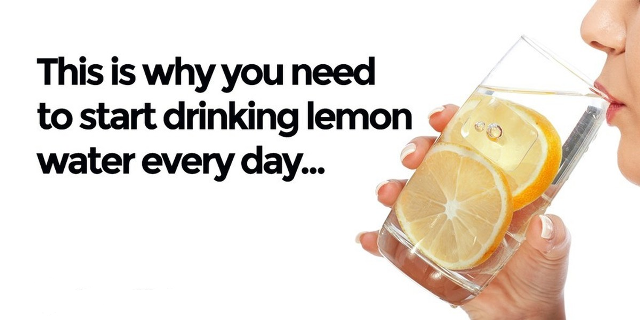 7 Incredible Things that will Happen to Your Body if You Drink Lemon Water