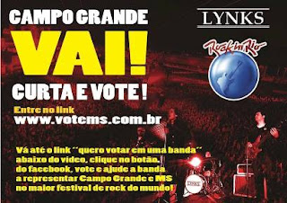The Lynks no Rock in Rio