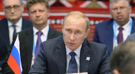 Putin anuncia alto el fuego pactado con EE.UU. para conflcto sirio