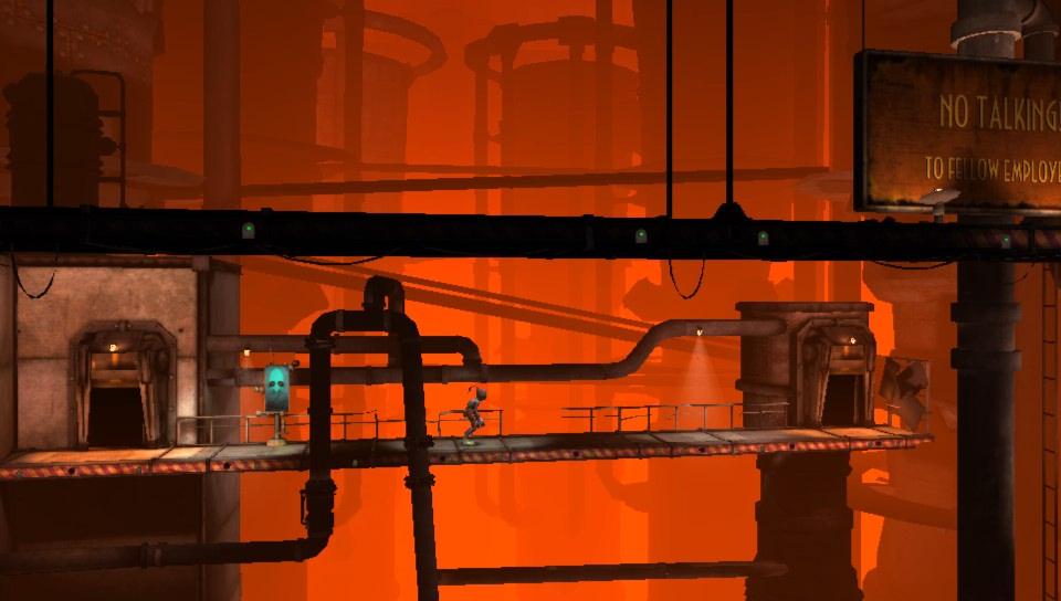 PS Vita Roundup: Review: Oddworld Abe's Odyssey New 'n' Tasty
