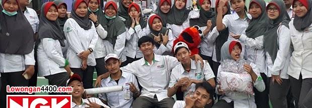 Lowongan Kerja PT NGK Busi Indonesia Jl Raya Bogor